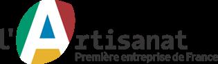 Logo l'artisanat première entreprise de France